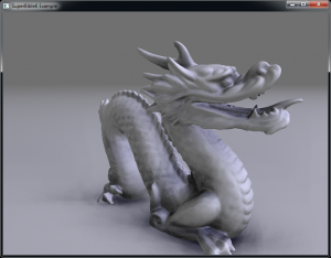 OpenGL SuperBible Ambient Occlusion Example