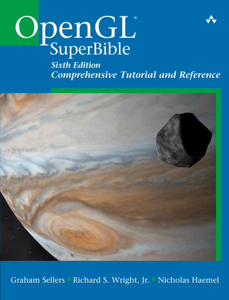 OpenGL SuperBible 6th Edition