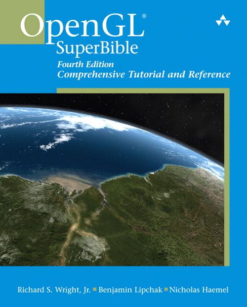 OpenGL SuperBible - Fourth Edition